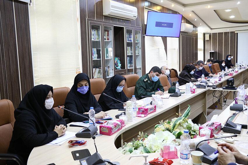 برگزاری پنجمین نشست اعضای کمیته فرهنگی و پیشگیری شورای هماهنگی مبارزه با مواد مخدر استان