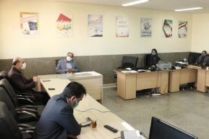 برگزاری مراسم تکریم از خدمات رییس سابق دفتر ارزیابی عملکرد بهزیستی استان کرمان ومعرفی سرپرست جدید این دفتر  محمود حیدری سرپرست دفتر ارزیابی عملکرد