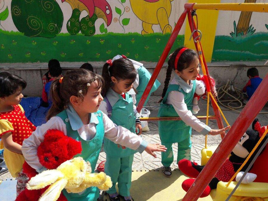 معاون امور اجتماعی بهزیستی خبر داد: تعطیلی دو هفتهای مهدهای کودک کرمان