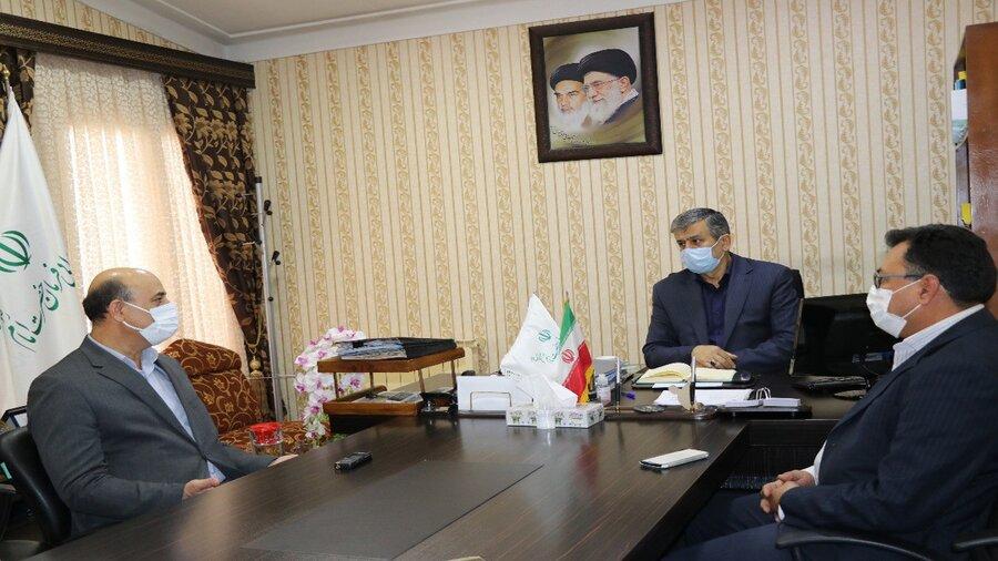 اشتغال زایی ستاد اجرایی فرمان حضرت امام (ره) در ۸ شهرستان کرمان