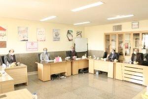 برگزاری جلسه ستاد بحران در اداره کل بهزیستی استان کرمان هرکدام از مسائل اجتماعی یک بحران برای جامعه است