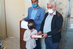 انجام عمل جراحی موفق کودک کهنوجی با حمایت بهزیستی و خیرین این شهرستان