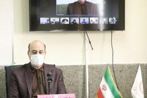 جلسه شورای اداری بهزیستی استان به صورت وبینار برگزار گردید
