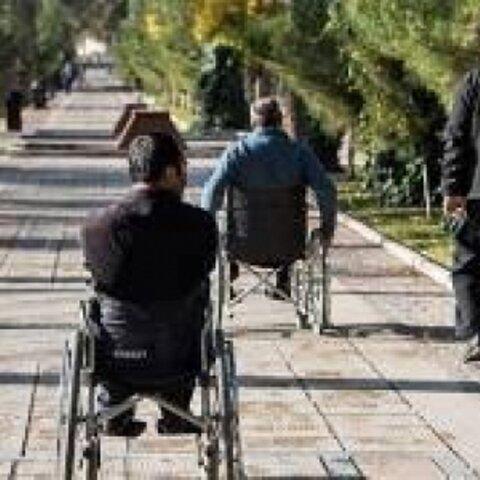 ۷۵۰۰نقطه در شهر زنجان برای تردد معلولان مناسب نیست