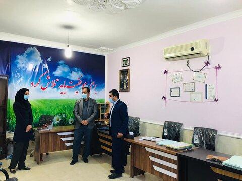 گزارش تصویری | آغاز به کار مراکز مثبت زندگی در شهرستان دیّر