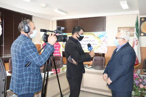 گزارش تصویری| سفر مدیرکل دفتر پیشگیری و درمان اعتیاد سازمان بهزیستی کشور به استان چهارمحال و بختیاری