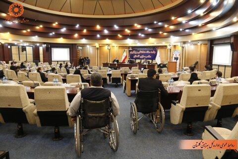 استاندار گلستان جلسه ستاد مناسبسازی استان را لغو کرد