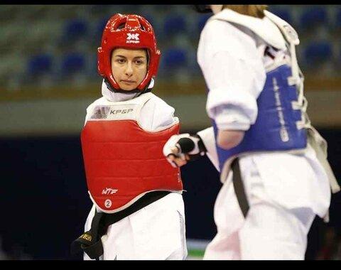 Iran's Mahtab Nabavi wins gold at World Para Taekwondo championship