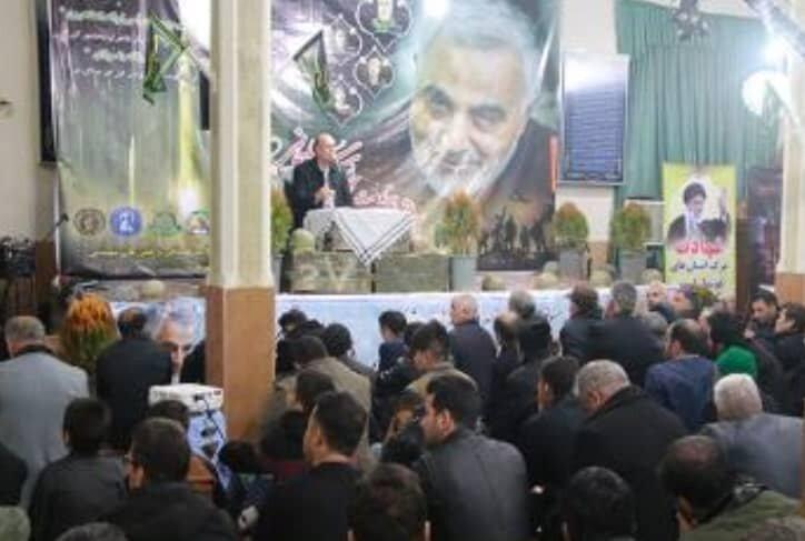 شهریار|زنده نگهداشتن یاد شهید سلیمانی اسلام را بیمه می کند