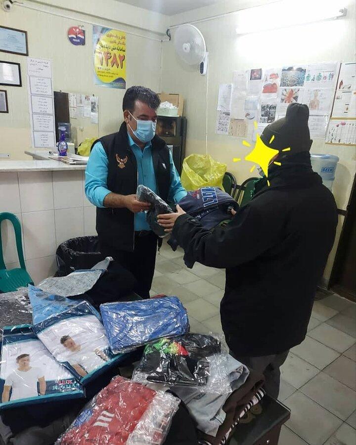 قرچک| افزایش برنامه های حمایتی از بیماران مراکز ترک اعتیاد