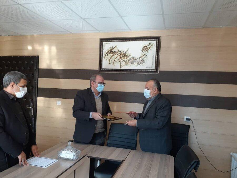 تفاهم نامه بهزیستی و اموال تملیکی منعقد شد