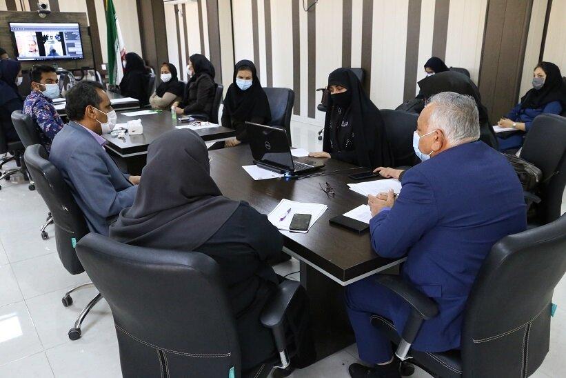 برگزاری نشست مجمع مشورتی دفتر شبه خانواده