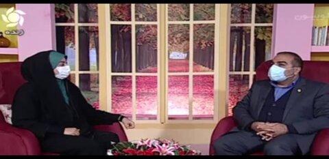 ببینیم | حضور مدیرکل بهزیستی فارس در شبکه فارس