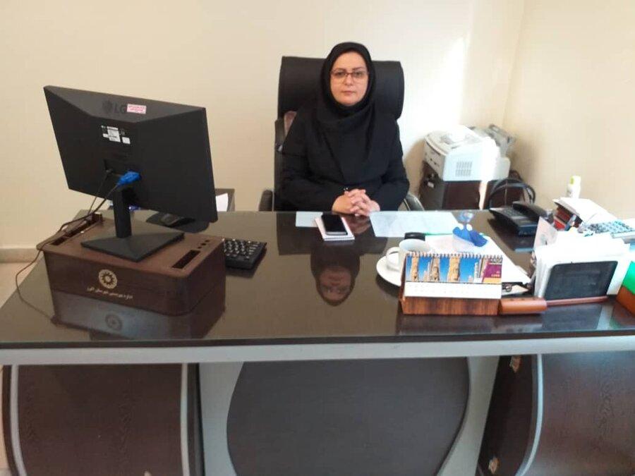 البرز | ۱۰۰ معلول در شهرستان البرز از مهارت شغلی برخوردار میشوند