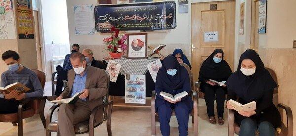 فریدونشهر| برگزاری مراسم سالگرد شهادت سردار سلیمانی