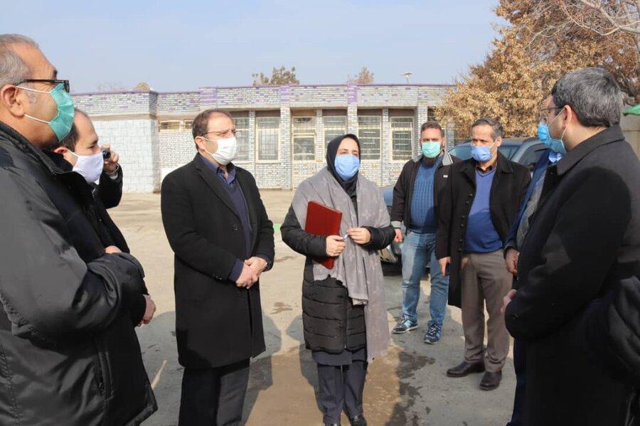 سفر دکتر قبادی دانا به آذربایجان غربی