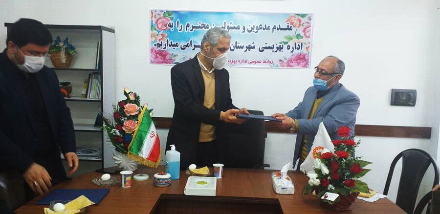 انتصاب | سرپرست اداره بهزیستی شهرستان سیاهکل منصوب شد