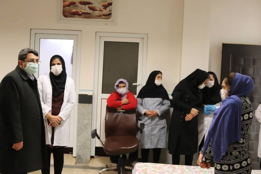 سفر دکتر قبادی به آذربایجان غربی