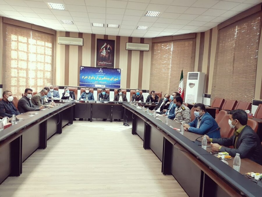 معاون توسعه پیشگیری بهزیستی سیستان و بلوچستان از شهرستانهای خاش و تفتان بازدید کرد