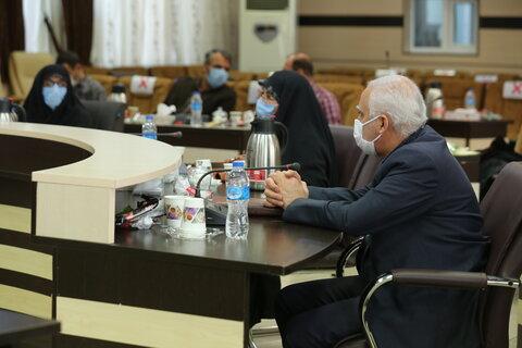 نشست گزینشگران و مدعوین سازمان بهزیستی کشور به مناسبت 15 دی ماه سالروز تشکیل گزینش به فرمان امام (ره)