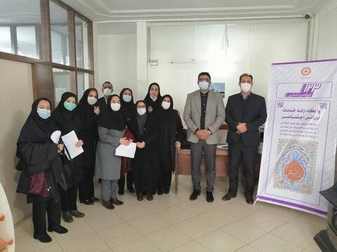 گزارش تصویری|بازدید معاون اجتماعی بهزیستی استان تهران از مراکز شهرستان ورامین
