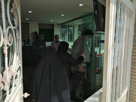 بازدید معاون اجتماعی بهزیستی استان تهران از مراکز شهرستان ورامین