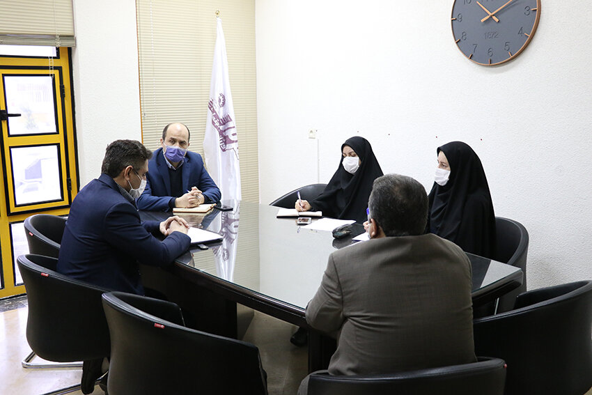 نشست هماهنگی در خصوص رفع چالش های مربوط به پذیرش و جانمایی خدمت گیرندگان ارجاعی به مراکز اورژانس اجتماعی