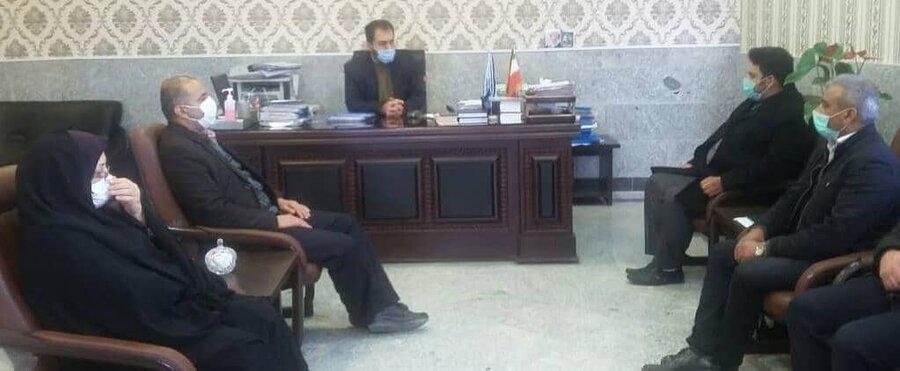 فیروزکوه|گسترش همکاری های بهزیستی و دستگاه قضایی