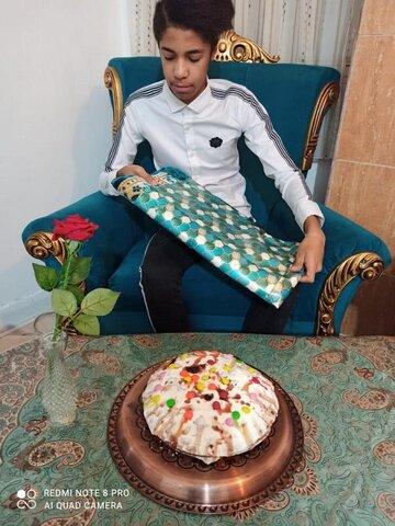 جشن تکلیف فرزندان کارکنان