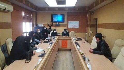 اولین جلسه مجمع مشورتی حوزه شبه خانواده بهزیستی استان قم برگزار شد.