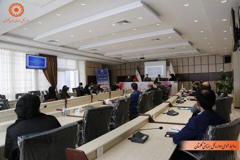 گزارش تصویری | کمیته فرهنگی، پیشگیری شورای هماهنگی مبارزه با موادمخدر گلستان