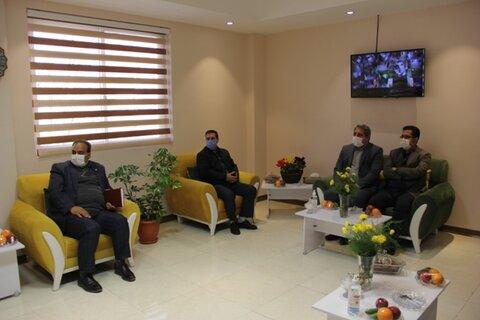 بازدید مدیرکل دیوان محاسبات استان از شیرخوارگاه نرجس