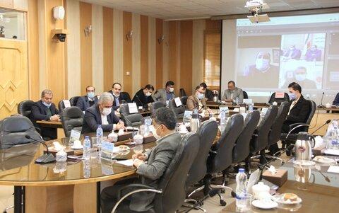 گزارش تصویری| حضور مدیرکل دیوان محاسبات استان در بهزیستی