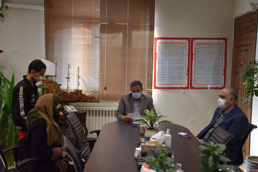 پاکدشت| سه شنبه های پاسخگو در دفتر فرماندار برگزار شد