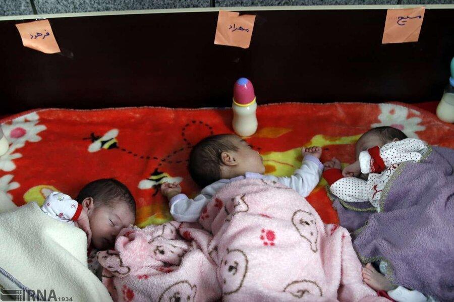۱۶ درصد کودکان بیسرپرست کشور در کرمان زندگی میکنند