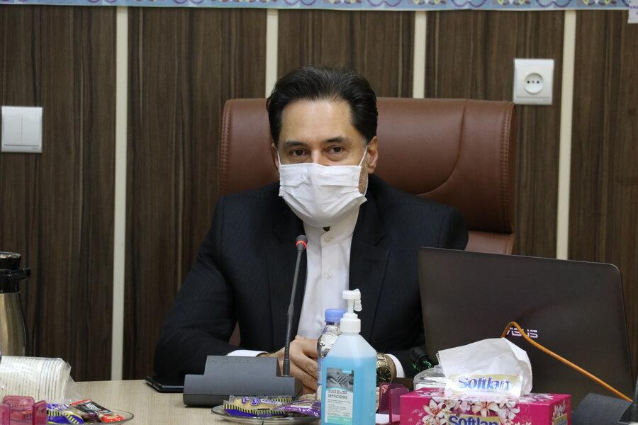 نشست هم اندیشی مدیرکل بهزیستی گیلان با بانک های عامل تبصره ۱۶