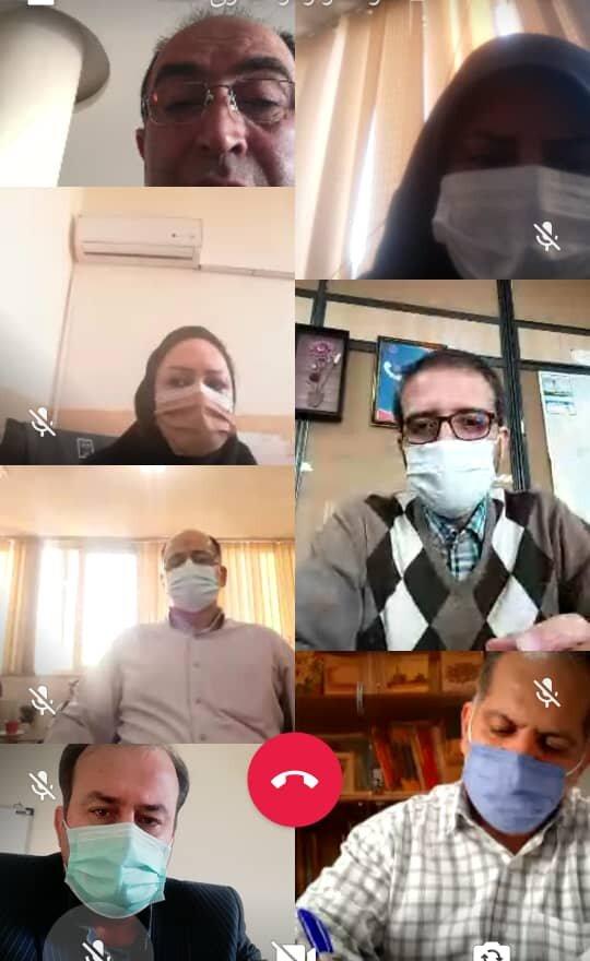 مصاحبه متقاضیان تأسیس مرکز شبانه روزی کودکان بی سرپرست (بخش شیرخوارگاه) در بهزیستی مازندران