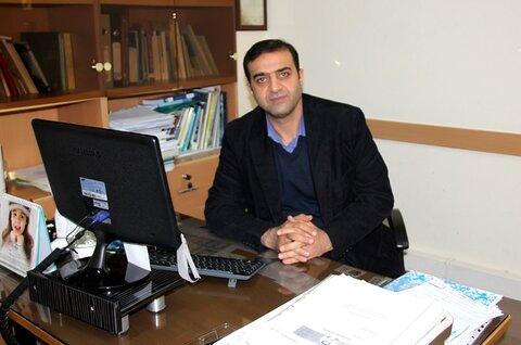 « دکتر علی اکبر ابراهیمی » سرپرست معاونت پیشگیری بهزیستی استان اصفهان شد