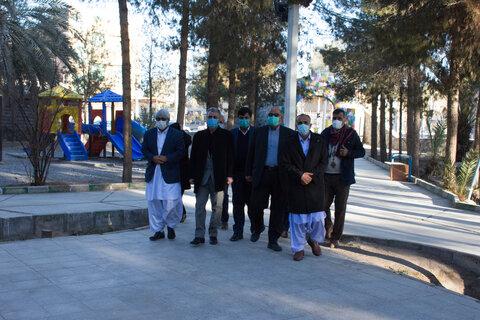 خاش - شورای معاونین