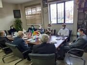 بازدید مدیرکل امور کودکان و نوجوانان سازمان بهزیستی از مراکز استان قزوین