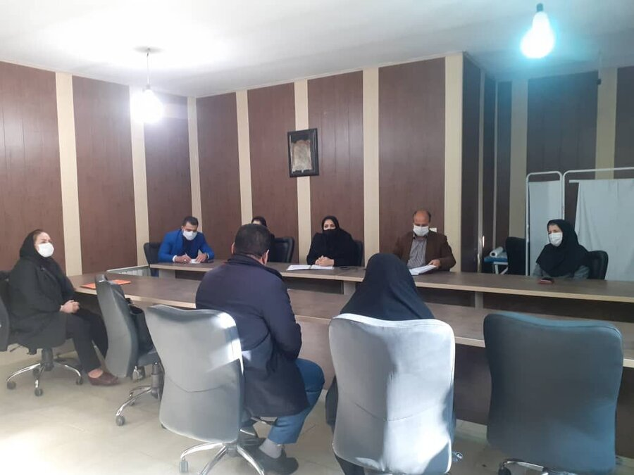 شهریار| جلسه کمیته فرزندخواندگی برگزار شد
