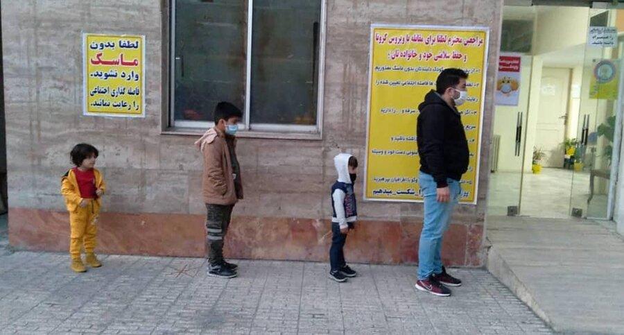 شهریار|از سرگیری اجرای غربالگری در مراکز معاینه چشم