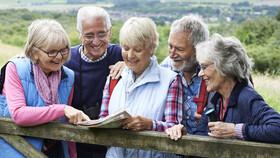 جلوگیری از افسردگی سالمندان با کمک شبکههای اجتماعی