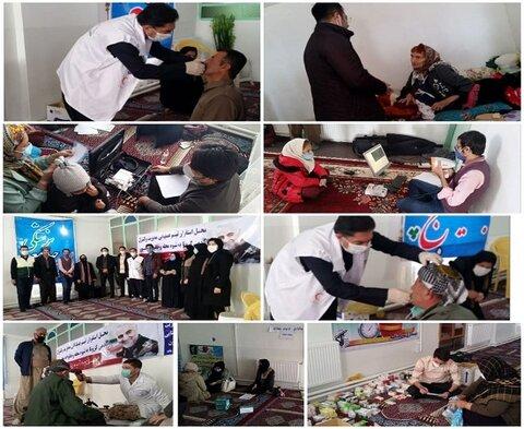 بانه / ارائه خدمات به روستائیان مناطق محروم شهرستان بانه