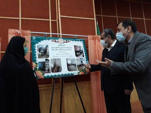 گزارش تصویری | آیین افتتاح مراکز تحت نظارت بهزیستی استان قزوین