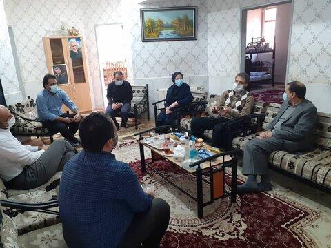 گزارش تصویری | بازدید مدیرکل دفتر امور کودکان و نوجوان سازمان بهزیستی کشور از مراکز تحت نظارت بهزیستی قزوین