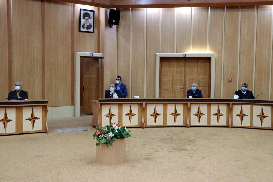 برگزاری نشست شورای برنامه ریزی و توسعه در استانداری گیلان