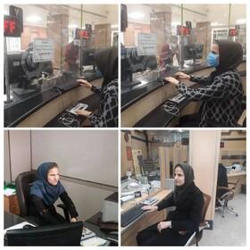 راه اندازی و نصب نرم افزار ویژه نابینایان در شعبه مرکزی بانک توسعه و تعاون همدان