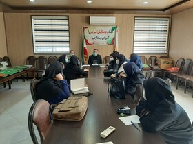قائمشهر | دومین جلسه هم اندیشی و نشست تخصصی کارشناسان بهزیستی شهرستان قائمشهر و مسوولین مراکز مثبت زندگی برگزار شد