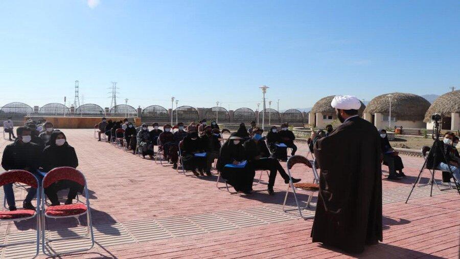 آموزش مهارتهای زندگی به ۲۰۰ زوج قلعه گنجی